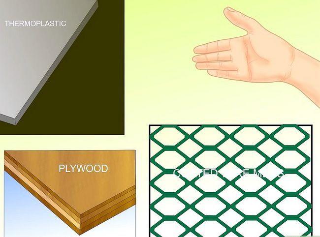 कैसे एक सरीसृप पिंजरे बनाने के लिए