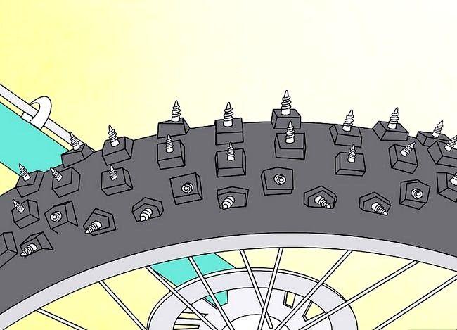 छवि स्टैडड हिम टायर्स में कन्वर्ट साइकिल टायर शीर्षक 11