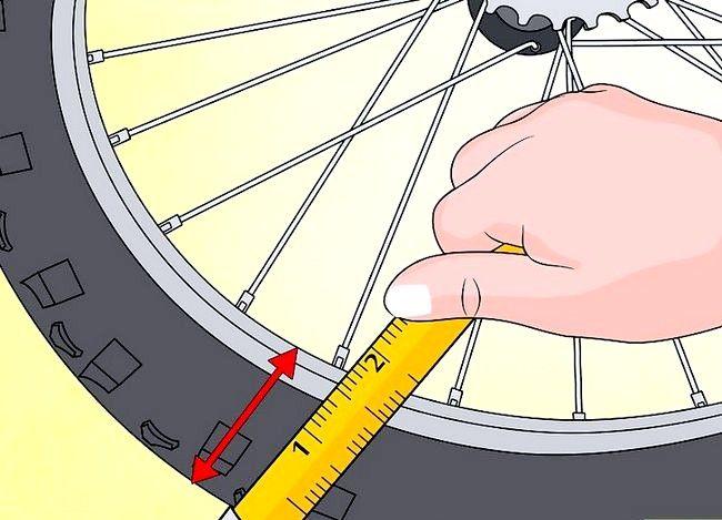 स्टुडेड हिम टायर्स चरण 14 में कन्वर्ट साइकिल टायर शीर्षक वाली छवि