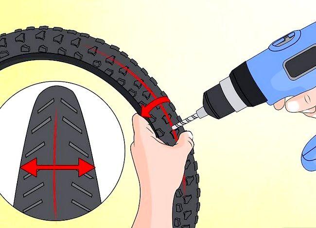 छवि स्टुडेड हिम टायर्स चरण 2 में कन्वर्ट साइकिल टायर्स शीर्षक