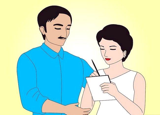 शादी की मेजबानी की सूची कैसे बनाएं