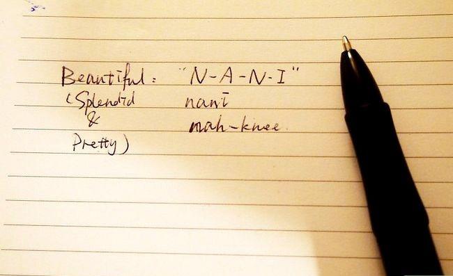 How to say हवाईयन में सुंदर