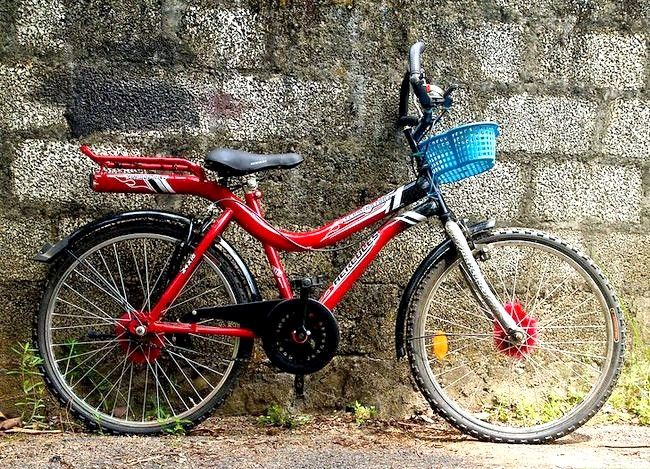 कैसे एक साइकिल को सजाने के लिए