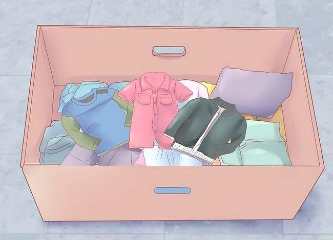 बच्चे के कपड़े कैसे स्टोर करें