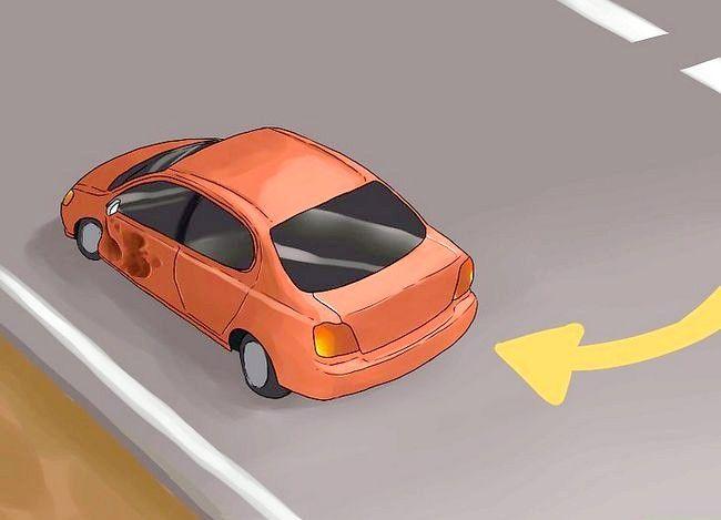 मामूली यातायात दुर्घटना से निपटने के लिए