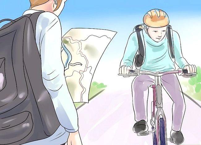 साइकिल से काम करने के लिए कैसे जाना