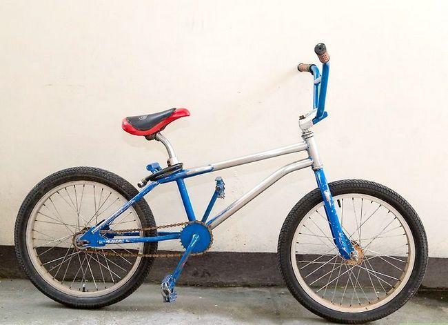 छवि शीर्षक वाला एक साइकिल पहिया चरण 1