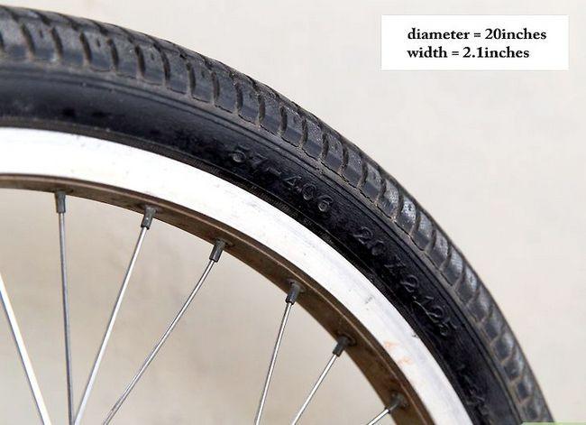 छवि शीर्षक वाला एक साइकिल पहिया चरण 4
