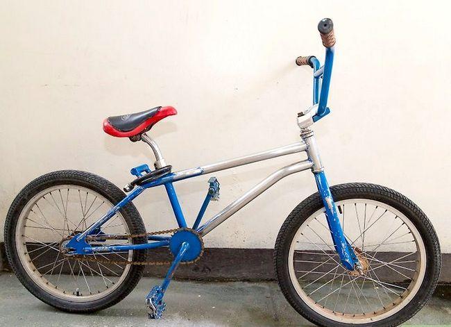 छवि शीर्षक वाला एक साइकिल व्हील चरण 6