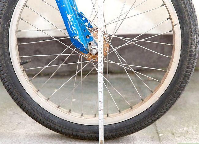 चित्र शीर्षक वाला माइकल ए साइकिल व्हील चरण 9