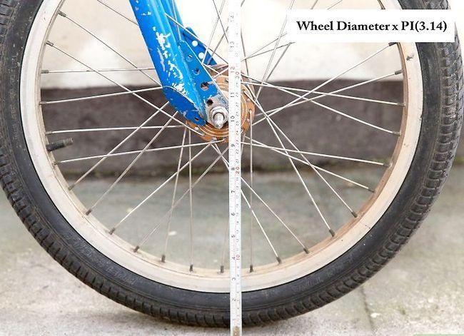 छवि शीर्षक वाला एक साइकिल पहिया चरण 10