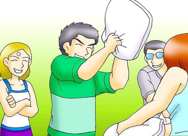 एक किशोर पार्टी के रूप में एक हाउस पार्टी की व्यवस्था शीर्षक शीर्षक छवि 9 कदम