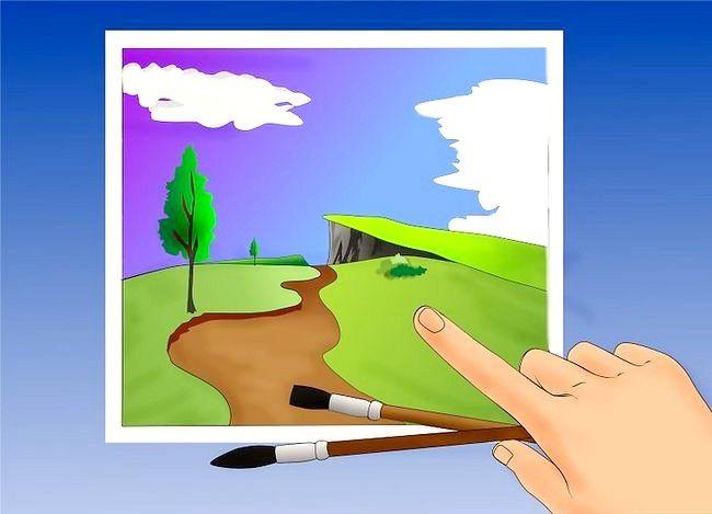 एक तेल परिदृश्य कैसे पेंट करें