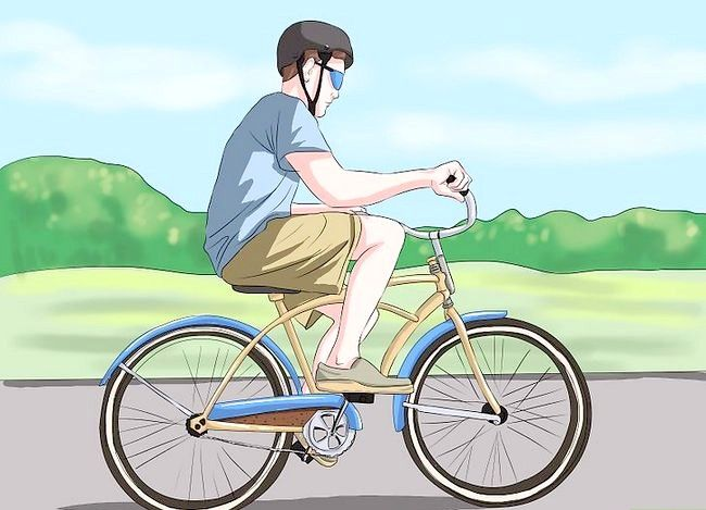 एक साइकिल पहनाव पर शीर्षक चरण 6