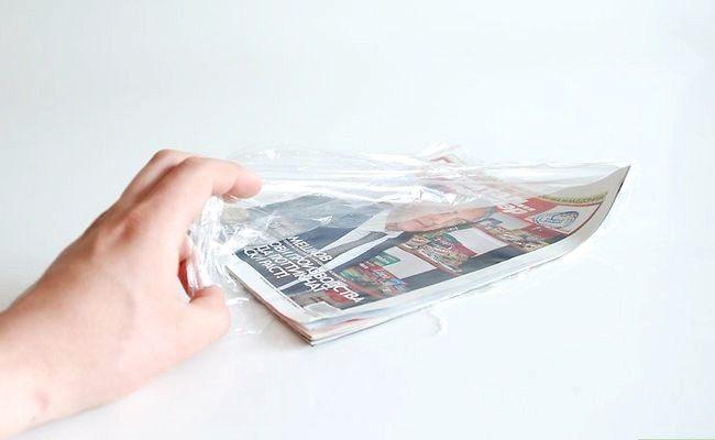 एक समाचार पत्र को कैसे संरक्षित किया जाए