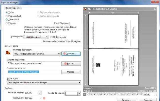 एक डिजिटल किताब बनाने के लिए छवियों या पीडीएफ फाइलों को कैसे संसाधित करें