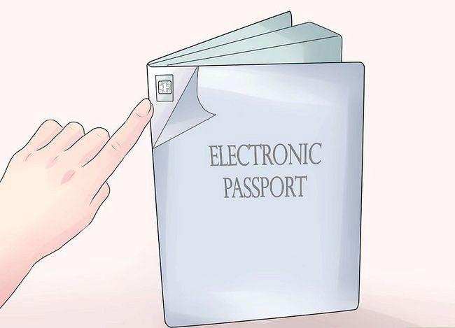 सक्रिय आरएफआईडी के साथ अपने पासपोर्ट की सुरक्षा कैसे करें