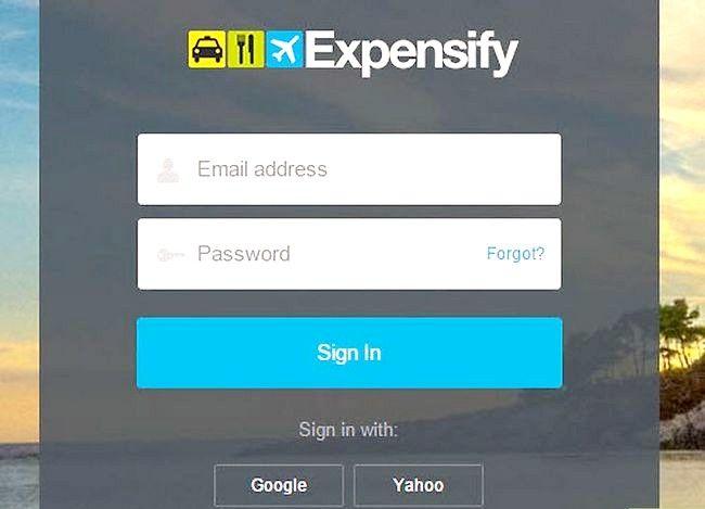 Expensify के माध्यम से चालान कैसे प्राप्त करें और भुगतान करें