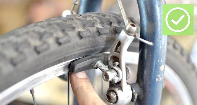 एक बाइक चरण 16 पर फिक्स ब्रेक शीर्षक वाली छवि
