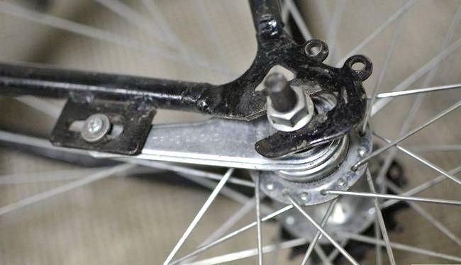 एक बाइक चरण 19 पर फिक्स ब्रेक शीर्षक वाली छवि