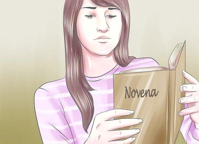 कैसे एक novena प्रार्थना करने के लिए