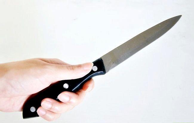 छवि का चयन करें गुणवत्ता रसोई चाकू चरण 2