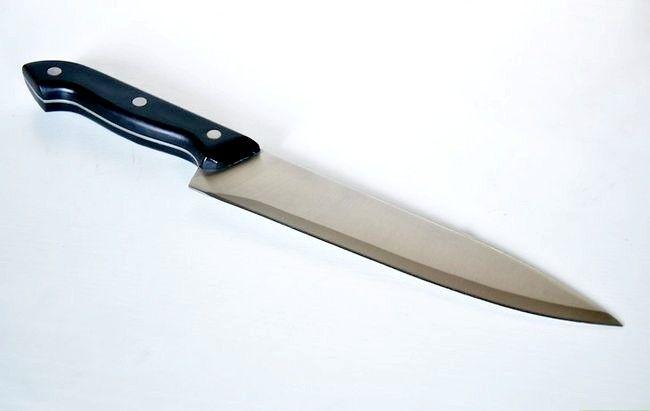 चुनिंदा गुणवत्ता वाले रसोई के चाकू शीर्षक वाली छवि चरण 8