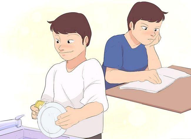 एक वयस्क किशोरी चरण 3 रहो छवि