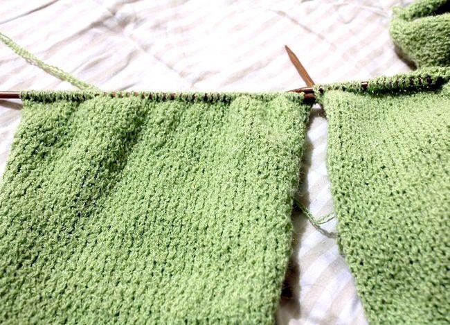 निट ए रागालन स्लीइव स्वेटर स्टेप 5 शीर्षक वाली छवि