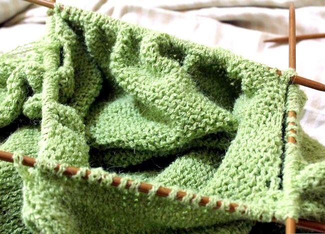 निट अ रेगलन स्लीइव स्वेटर चरण 8 नामक छवि