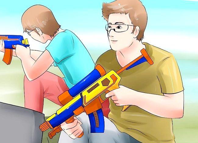 छवि शीर्षक है एक नेरफ युद्ध चरण 8