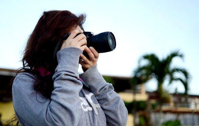 एक डीएसएलआर चरण 12 का उपयोग करते हुए अच्छा फोटो ले लो छवि शीर्षक