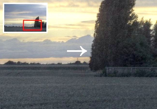 उच्च गतिशील रेंज की तस्वीरें कैसे लें