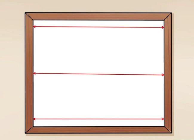 कैसे अपनी खिड़कियों की माप लेने के लिए