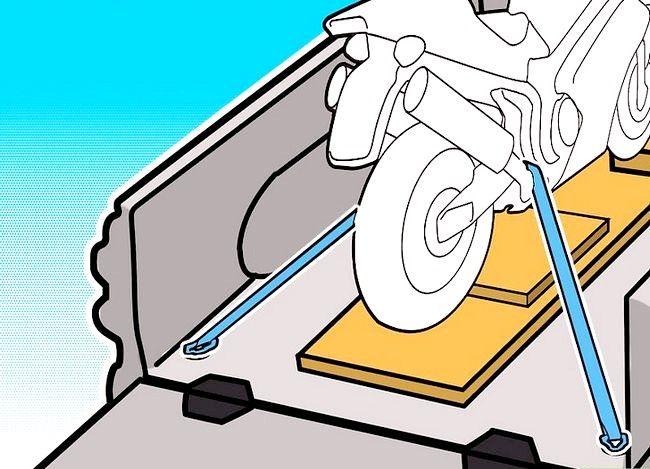 एक मोटरसाइकिल चरण 9 बुलेट 1 को छांटें चित्र
