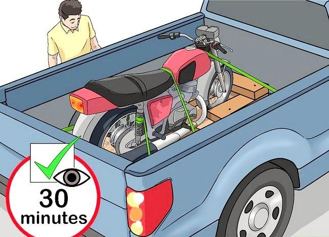 चित्र शीर्षक वाली मोटर साइकिल चरण 10