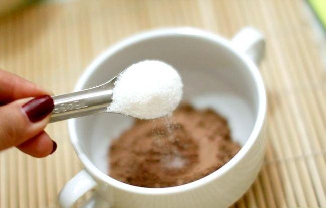 एक चॉकलेट सबस्टेट के चरण 3 के रूप में काको का प्रयोग करें