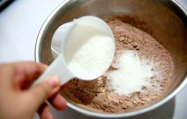 एक चॉकलेट सबस्टेट के चरण 4 के रूप में काको का उपयोग करें