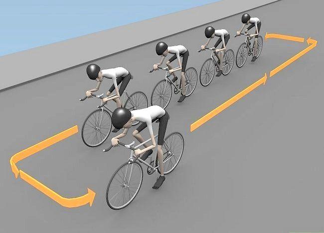 एक बाइक चरण 4 पर ड्राफ्ट शीर्षक वाली छवि