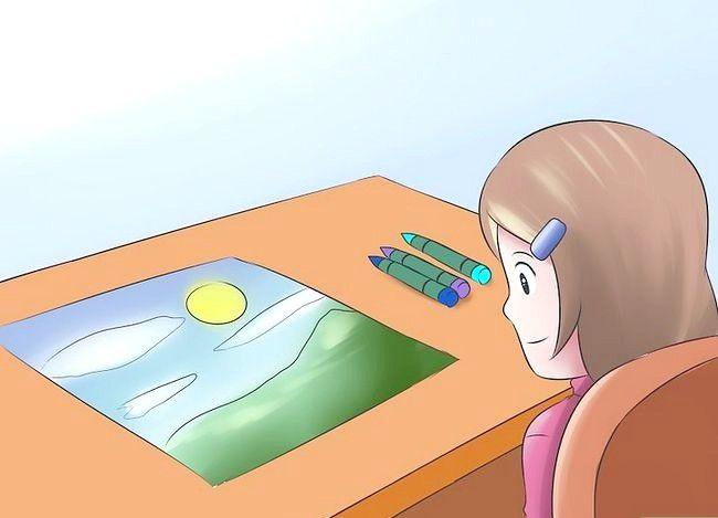 ऑटिज्म के साथ बच्चों को पढ़ाने के लिए छवियों और विजुअल एड्स का उपयोग कैसे करें