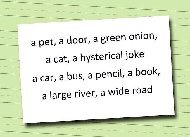 अंग्रेज़ी में `ए` और `ए` लेखों का सही उपयोग कैसे करें