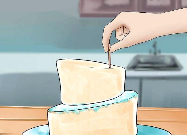 चित्र का उपयोग करें शीर्ष टॉपी टर्की केक पैन चरण 13