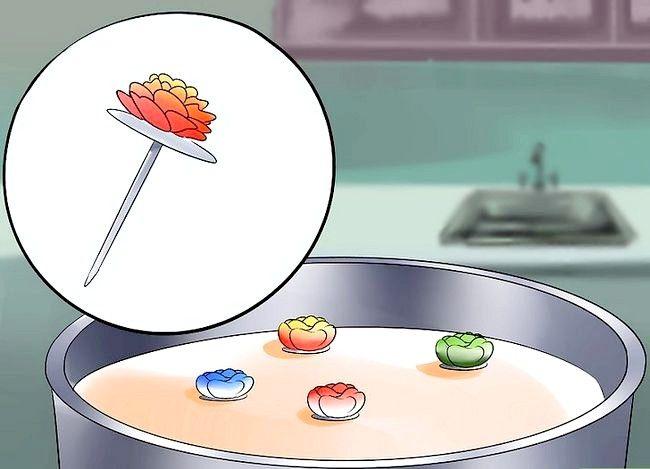 छवि का प्रयोग करें शीर्ष टॉपी टर्की के केक पैन चरण 5