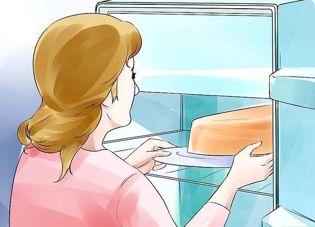 छवि का उपयोग करें टॉपस्य टर्गी केक पैन का उपयोग करें चरण 9