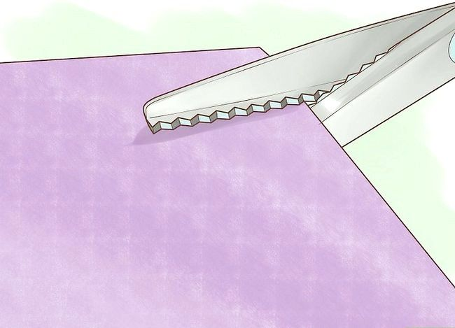 चित्र का प्रयोग करें पिलिंग शीर का चरण 7