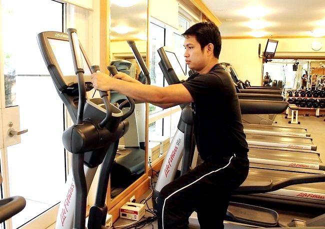 अण्डाकार व्यायाम उपकरण को प्रभावी रूप से कैसे उपयोग करें I