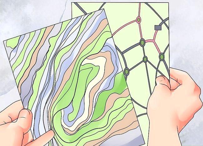मानचित्र का उपयोग कैसे करें