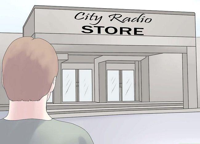एक शॉर्टवेज़ रेडियो चरण 1 का उपयोग करें चित्र शीर्षक