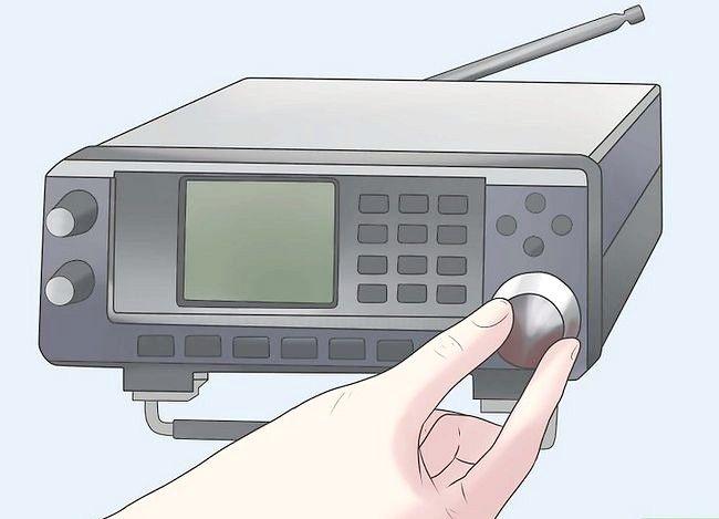 एक शॉर्टवेज़ रेडियो चरण 4 का उपयोग करें चित्र शीर्षक