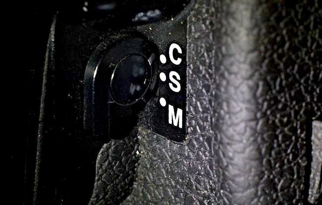 एक प्रीमियम कैमरा में चयनकर्ता C_S_M शीर्षक वाली छवि, इसमें तय की गई